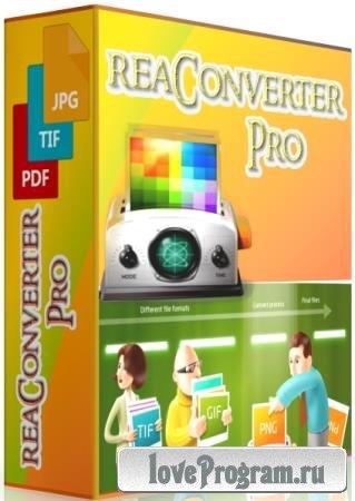 reaConverter Pro 7.500