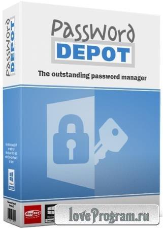 Password Depot 12.0.7