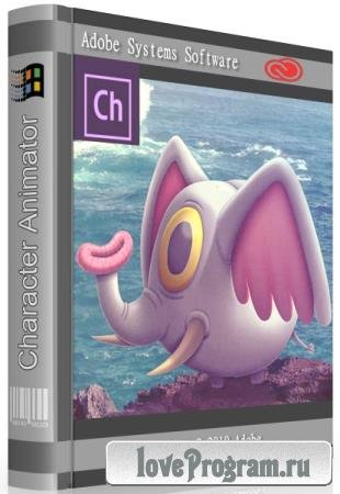 Adobe Character Animator CC 2019 2.1.1.7 RePack by PooShock