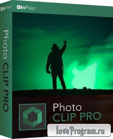 InPixio Photo Clip Professional 9.0.2