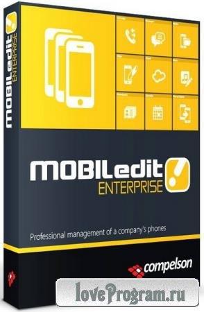 MOBILedit! Enterprise 10.1.0.25890