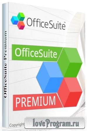 OfficeSuite Premium Edition 3.20.24018.0
