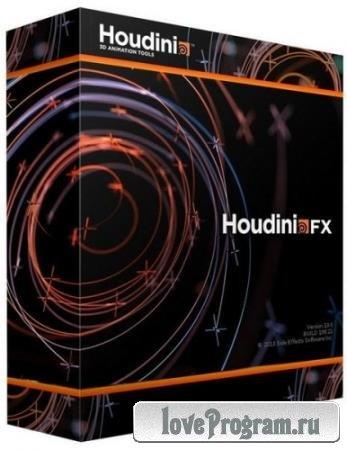 SideFX Houdini FX 17.5.293
