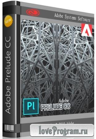 Adobe Prelude CC 2019 8.1.1.38 RePack by PooShock