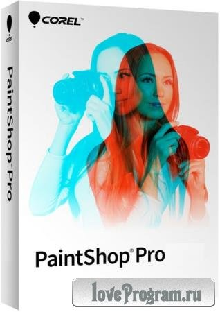 Corel PaintShop Pro 2020 22.0.0.112