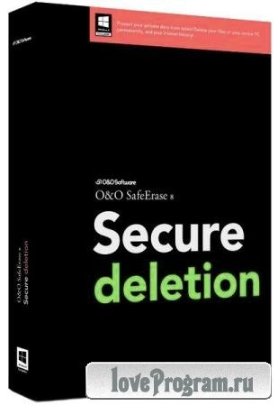 O&O SafeErase Professional / Workstation / Server 14.3 Build 466