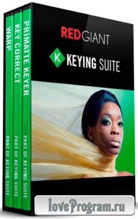 Red Giant Keying Suite 11.1.11 RePack by PooShock