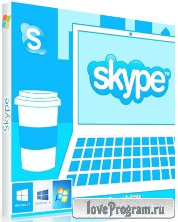 Skype 8.48.0.51 RePack & Portable by KpoJIuK