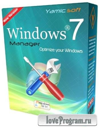 Windows 7 Manager 5.2.0 Final DC 05.07.2019