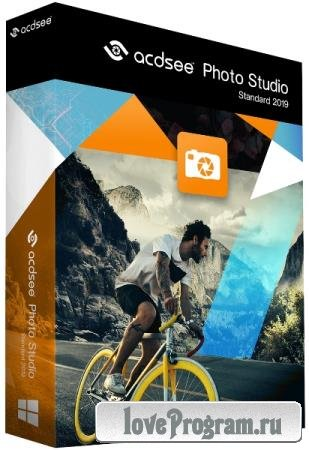 ACDSee Photo Studio Standard 2019 22.1 Build 1166 + Rus