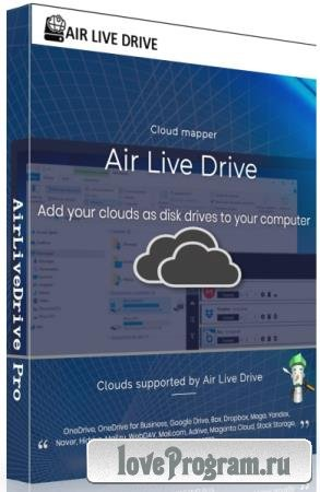 Air Live Drive 1.3.0 Pro RePack by KpoJIuK