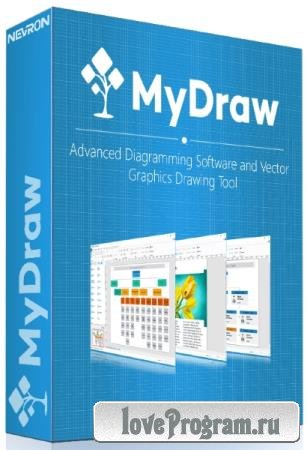 MyDraw 4.0.0 RePack & Portable by TryRooM
