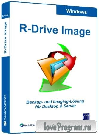 R-Drive Image Technician 6.2 Build 6208 RePack & Portable by TryRooM