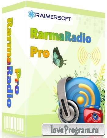 RarmaRadio Pro 2.72.4
