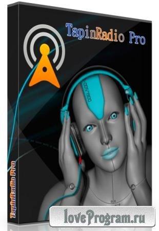TapinRadio Pro 2.12 + Portable