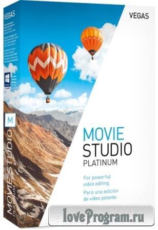 MAGIX VEGAS Movie Studio Platinum 16.0.0.142