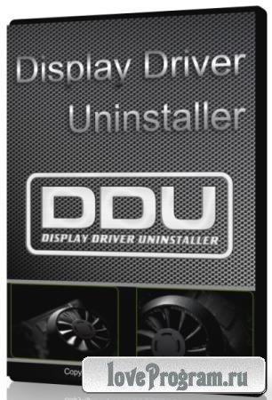 Display Driver Uninstaller 18.0.1.6 Final Portable