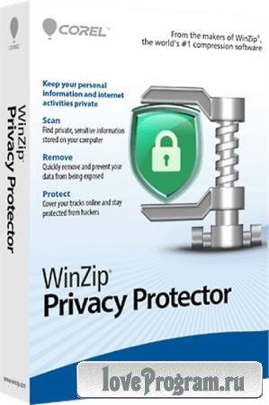 WinZip Privacy Protector Premium 3.8.6