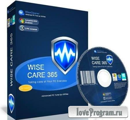 Wise Care 365 Pro 5.3.7 Build 534 Final DC 26.07.2019 + Portable