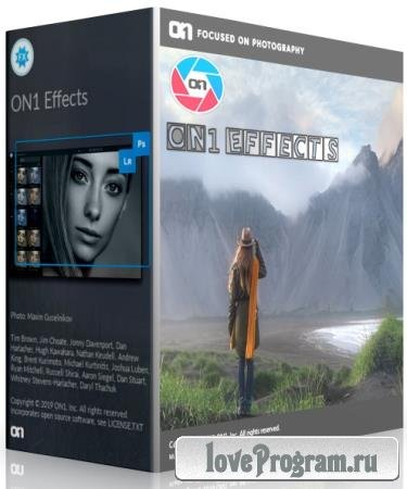 ON1 Effects 2019.6 13.6.0.7353