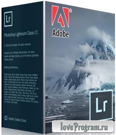 Adobe Photoshop Lightroom Classic CC 2019 8.4.0.10