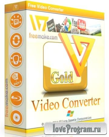 Freemake Video Converter 4.1.10.322