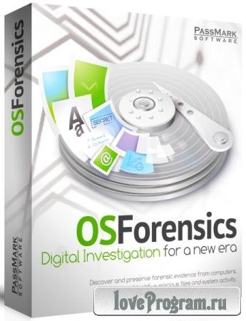 PassMark OSForensics Professional 7.0 Build 10016 Final