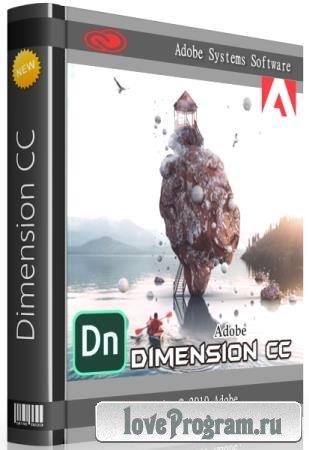 Adobe Dimension CC 2019 2.3.1.1060