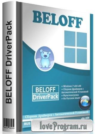 BELOFF DriverPack 2019.8.2