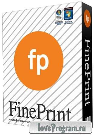 FinePrint 10.02