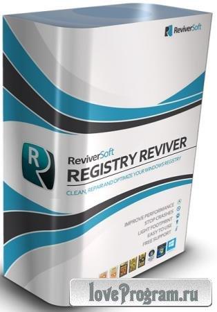 ReviverSoft Registry Reviver 4.21.1.2