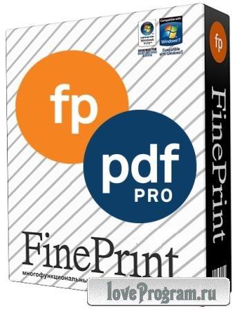 FinePrint 10.02 / pdfFactory Pro 7.02 RePack by KpoJIuK