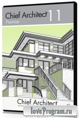 Chief Architect Premier / Interiors X11 21.3.1.1