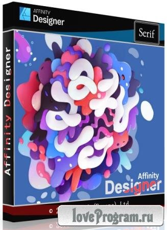 Serif Affinity Designer 1.7.2.471 Final RePack by KpoJIuK + Content