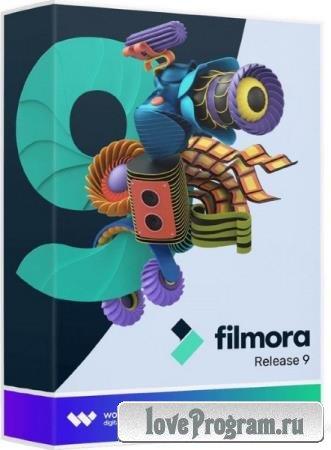 Wondershare Filmora 9.2.1.10 RePack by PooShock