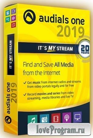 Audials One Platinum 2019.0.12000.0