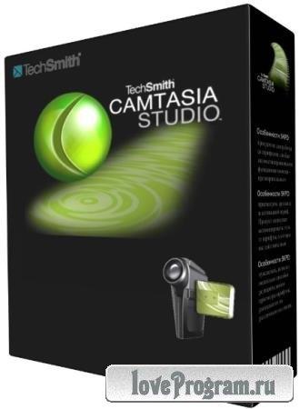 TechSmith Camtasia Studio 2019.0.6 Build 5004 RePack by elchupakabra
