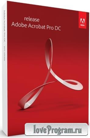 Adobe Acrobat Pro DC 2019.012.20040 RePack by KpoJIuK