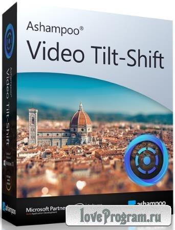 Ashampoo Video Tilt-Shift 1.0.1