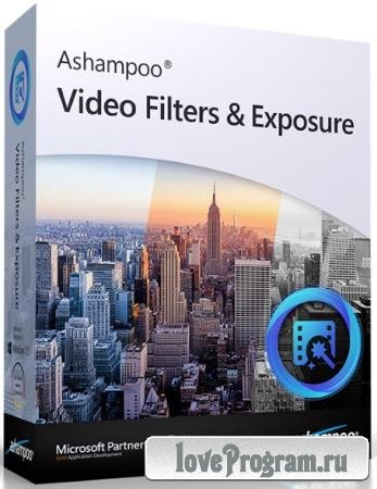 Ashampoo Video Filters and Exposure 1.0.1