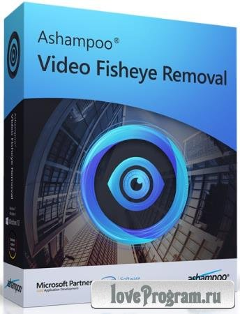 Ashampoo Video Fisheye Removal 1.0.0