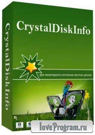 CrystalDiskInfo 8.2.5 Final + Portable