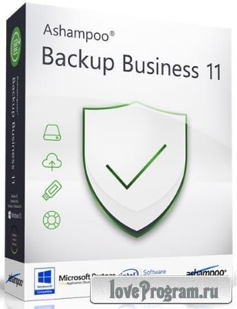Ashampoo Backup Business 11.12 Final
