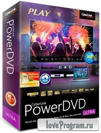 CyberLink PowerDVD Ultra 19.0.2022.62