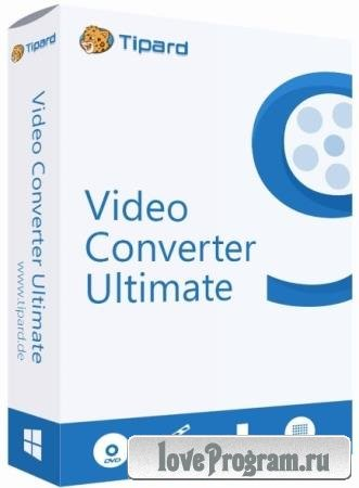 Tipard Video Converter Ultimate 9.2.56 + Rus