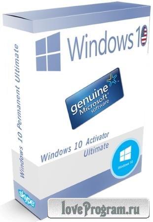 Windows 10 Activator Ultimate 2019 1.1