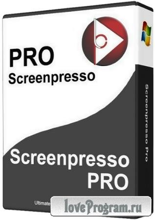 Screenpresso Pro 1.7.8.0 Final
