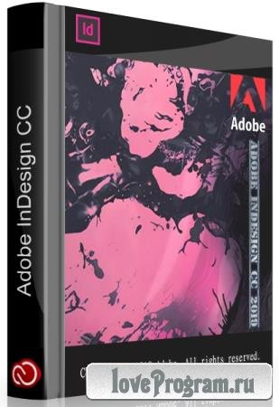 Adobe InDesign CC 2019 14.0.3.433 RePack by PooShock