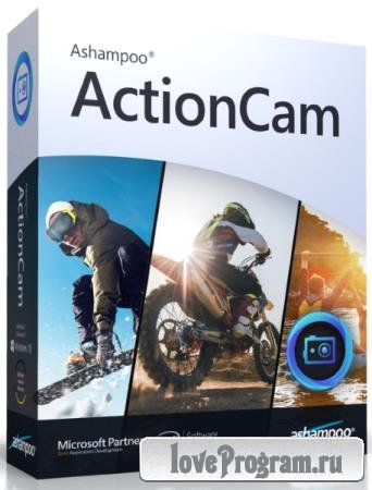 Ashampoo ActionCam 1.0.1 RePack & Portable by TryRooM