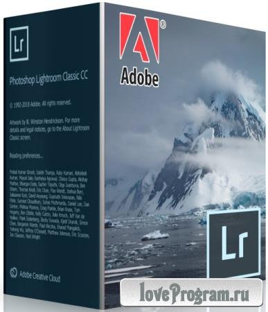 Adobe Photoshop Lightroom Classic CC 2019 8.4.1.10